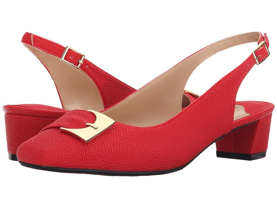 J. Renee - Venda (Red) Women's Shoes