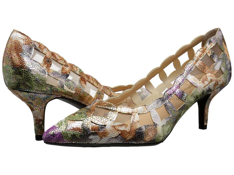 J. Renee - Winda (Dark Multi) High Heels