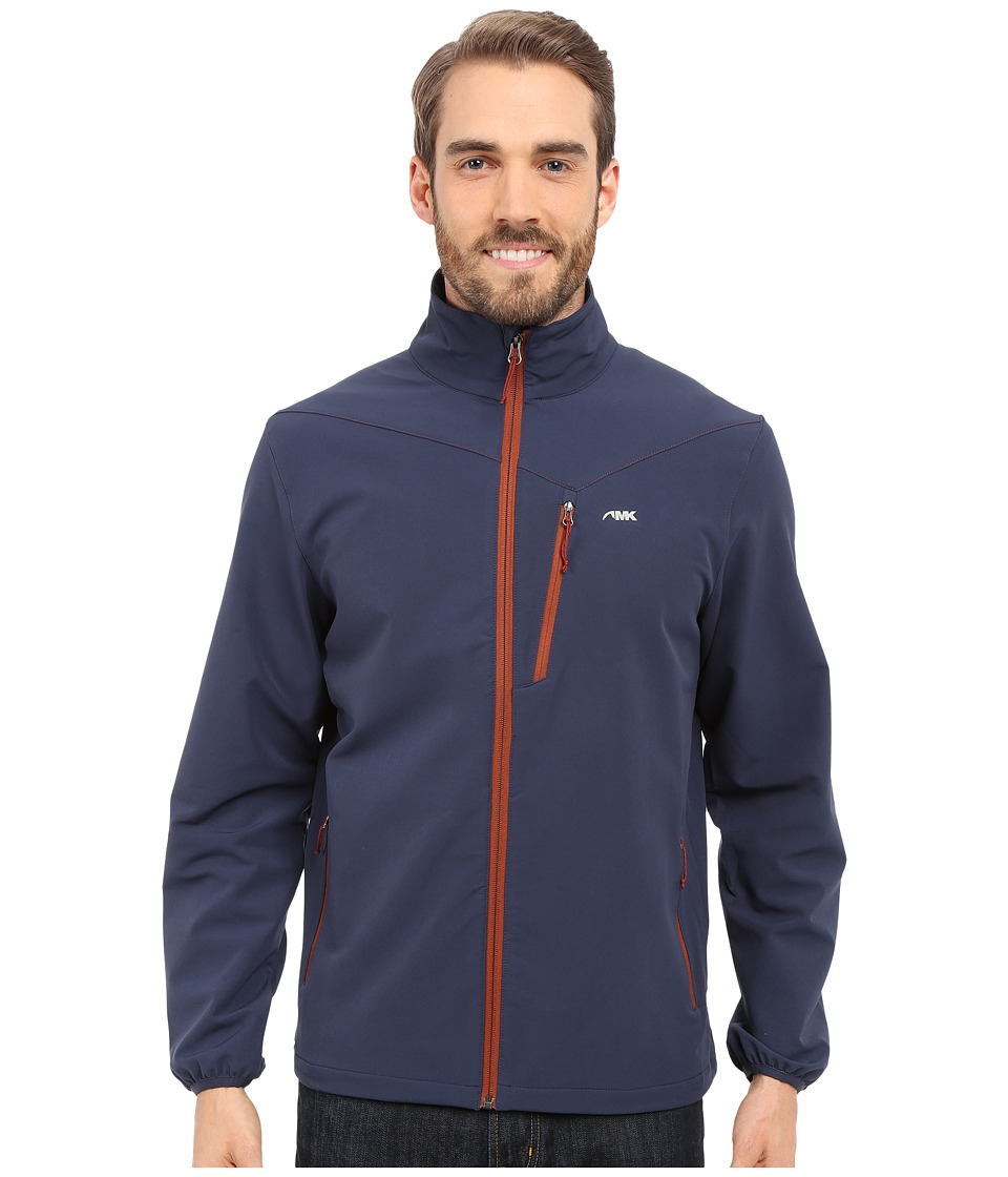 Mountain Khakis Maverick Light Softshell Jacket (Midnight Blue) Men