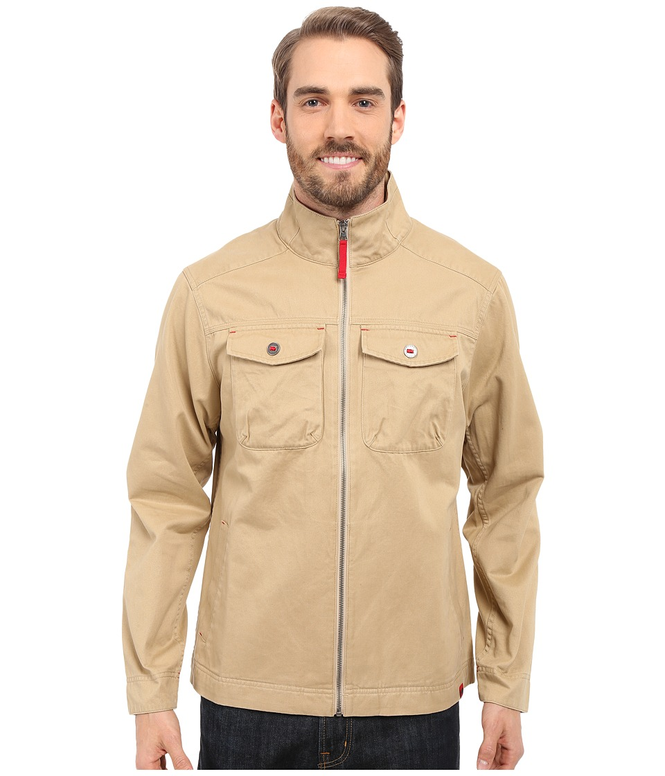 Mountain Khakis - Teton Twill Jacket (Retro Khaki) Men's Coat