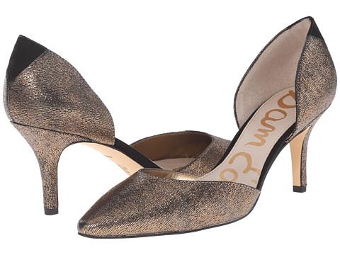 Sam Edelman - Opal (Bronze Multi Rasputin Leather) Women's 1-2 inch heel Shoes