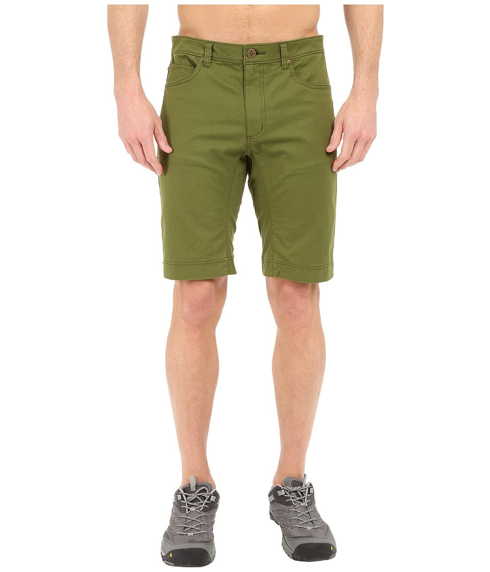 Black Diamond - Stretch Font Shorts (Cargo) Men's Shorts