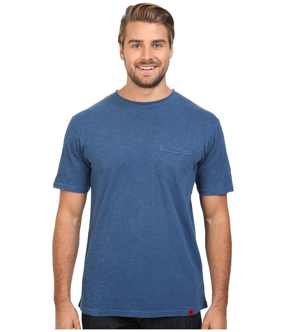 Mountain Khakis - Indie Go Short Sleeve Shirt (Dark Indigo) Men's Clothing