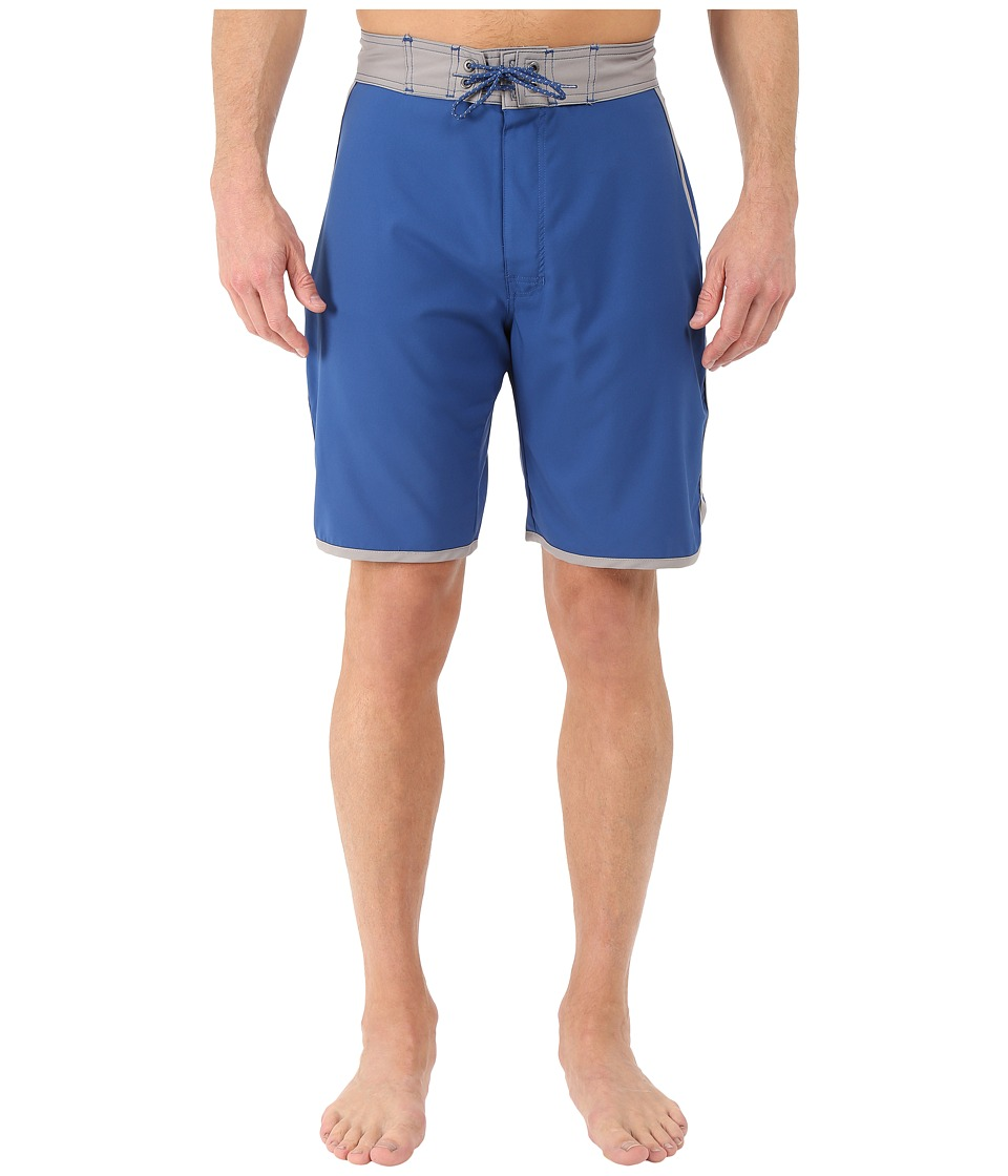Mountain Khakis Shifter Boardshorts (Marlin) Men