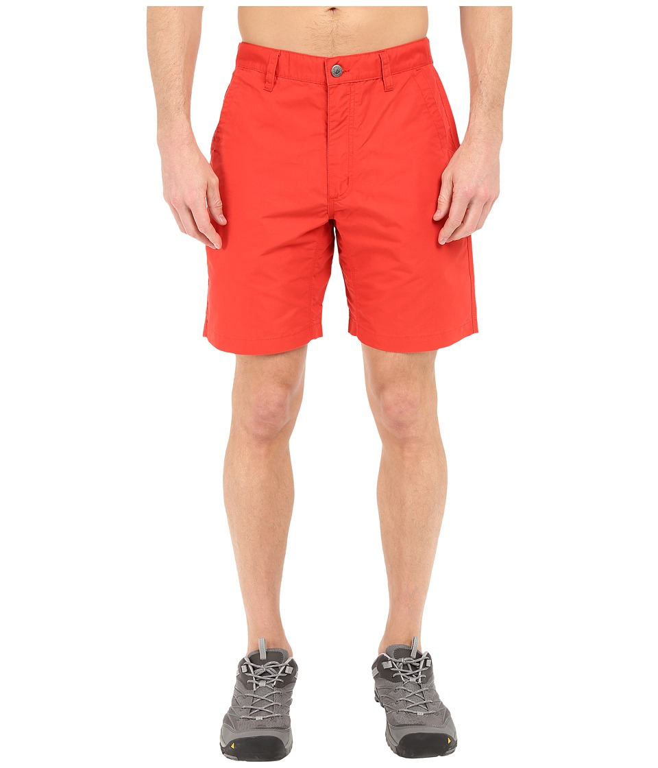 Mountain Khakis - Poplin Short (Tomato) Men's Shorts