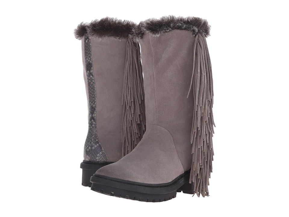 Sam Edelman - Tilden (Grey Frost Oily Velour Suede) Women