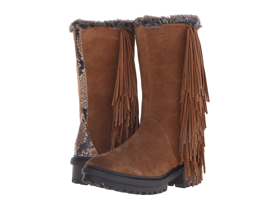 Sam Edelman - Tilden (Mocha Latte Oily Velour Suede) Women