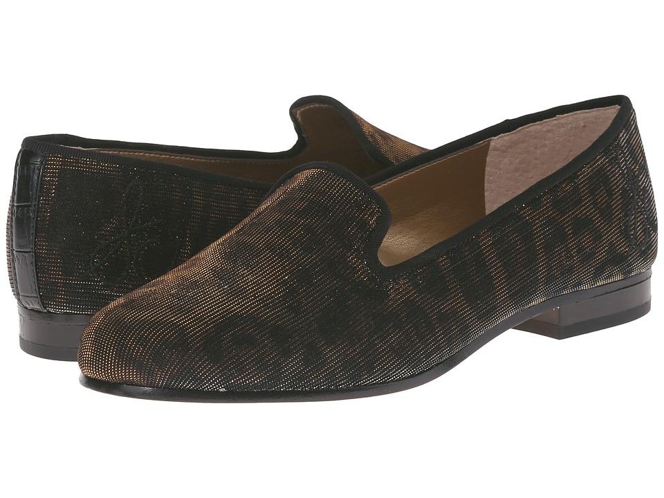 Sam Edelman - Hurlie (Bronze Shimmer Leopard Fabric) Women