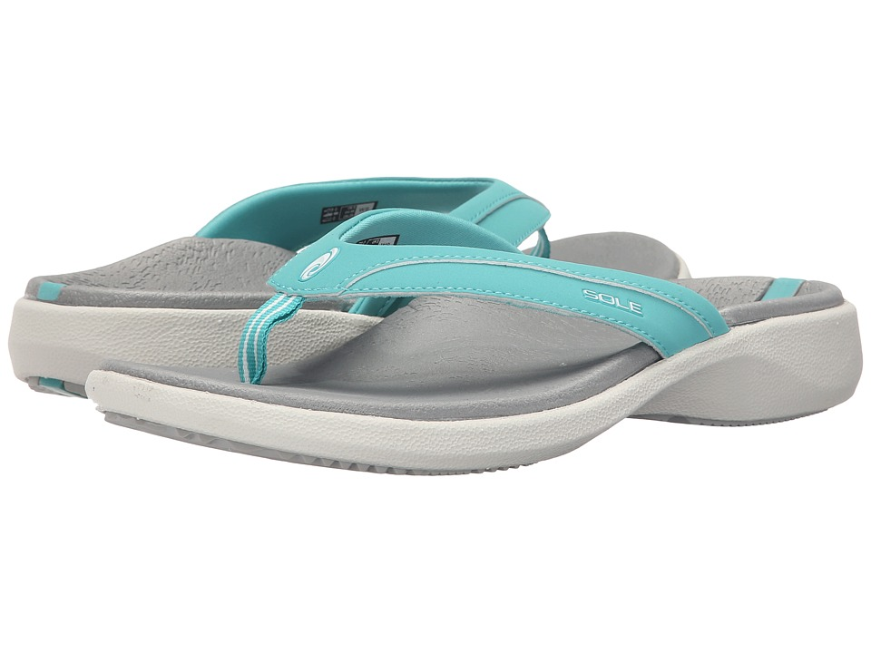 SOLE - Sport Flips (Breeze) Women's Sandals