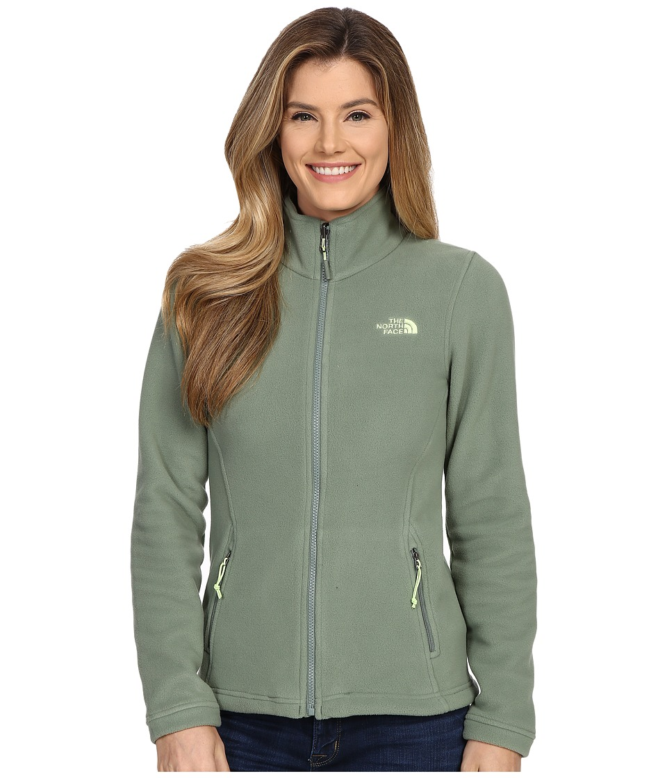 The North Face - Palmeri Jacket (Laurel Wreath Green) Women's Jacket