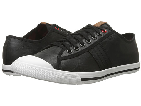 Ben Sherman - Eddie (Black) Men's Lace up casual Shoes