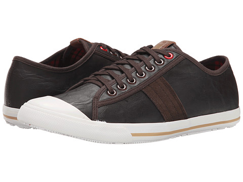 Ben Sherman - Eddie (Chocolate) Men's Lace up casual Shoes