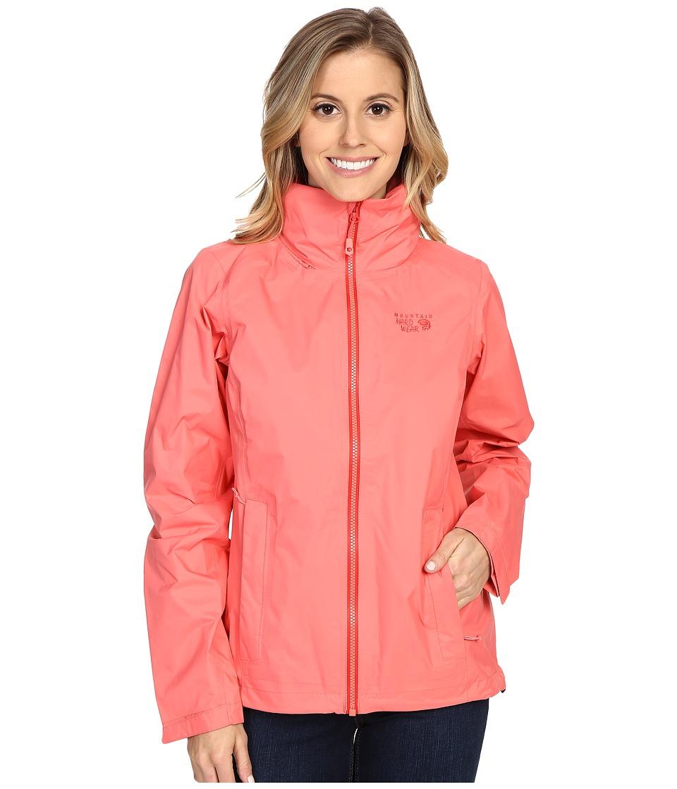 Mountain Hardwear - Plasmic Ion Jacket (Paradise Pink) Women's Coat