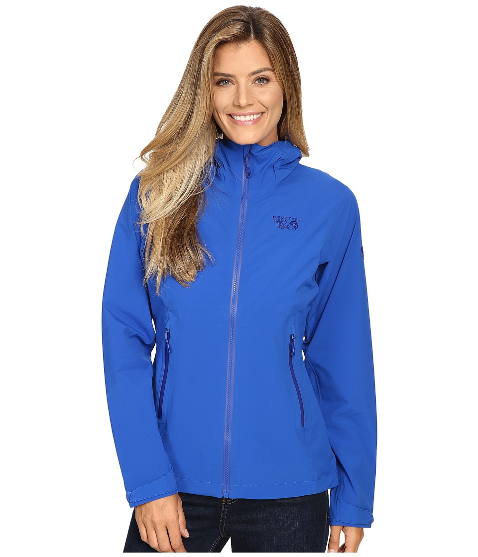 Mountain Hardwear - Stretch Ozonic Jacket (Bright Island Blue) Women's Jacket