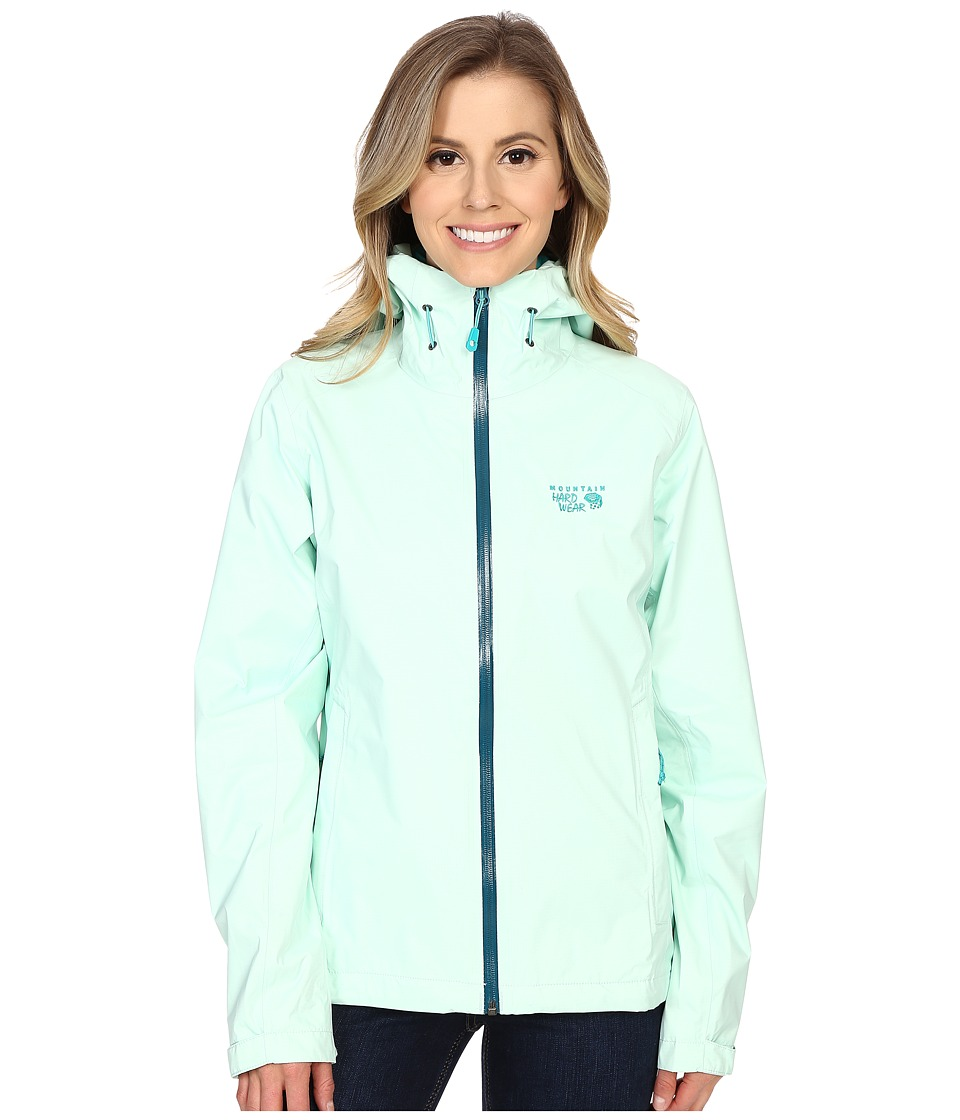 Mountain Hardwear - Finder Jacket (Sea Ice) Women's Jacket