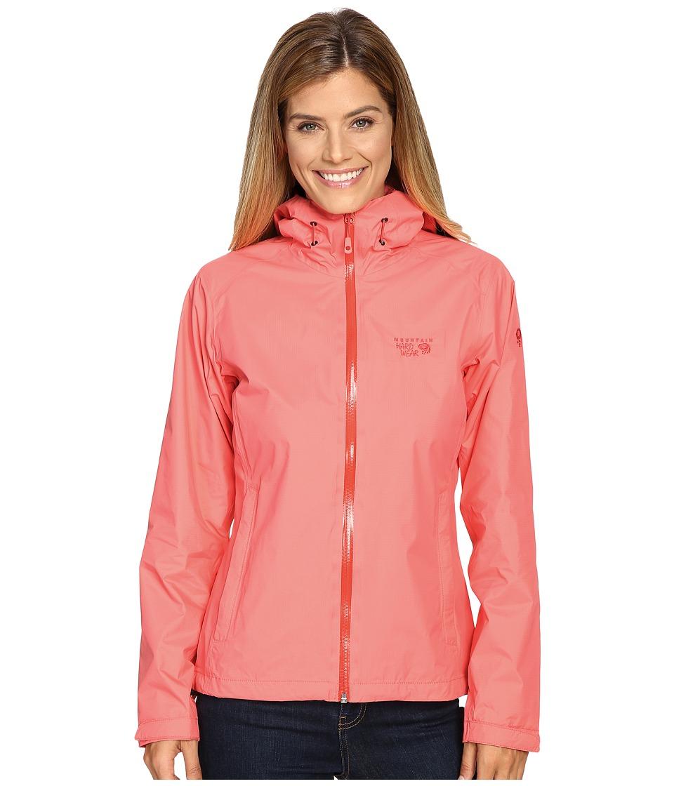 Mountain Hardwear - Finder Jacket (Paradise Pink) Women's Jacket