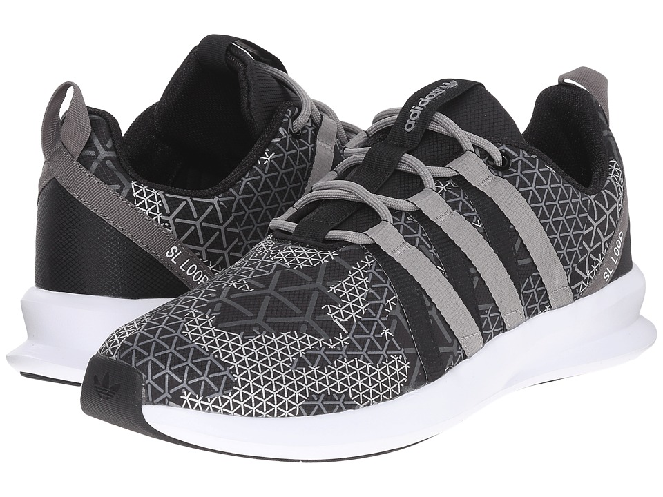 adidas Originals - SL Loop Racer (Black/CH Solid Grey/DGH Solid Grey) Men