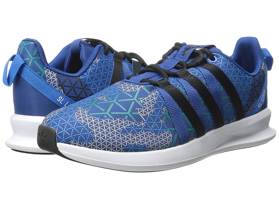 adidas Originals - SL Loop Racer (EQT Blue/Black/Shock Blue) Men's Classic Shoes