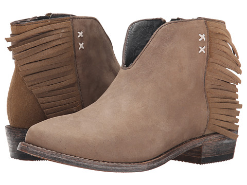 Koolaburra - Dallas (Wetsand) Women's Zip Boots