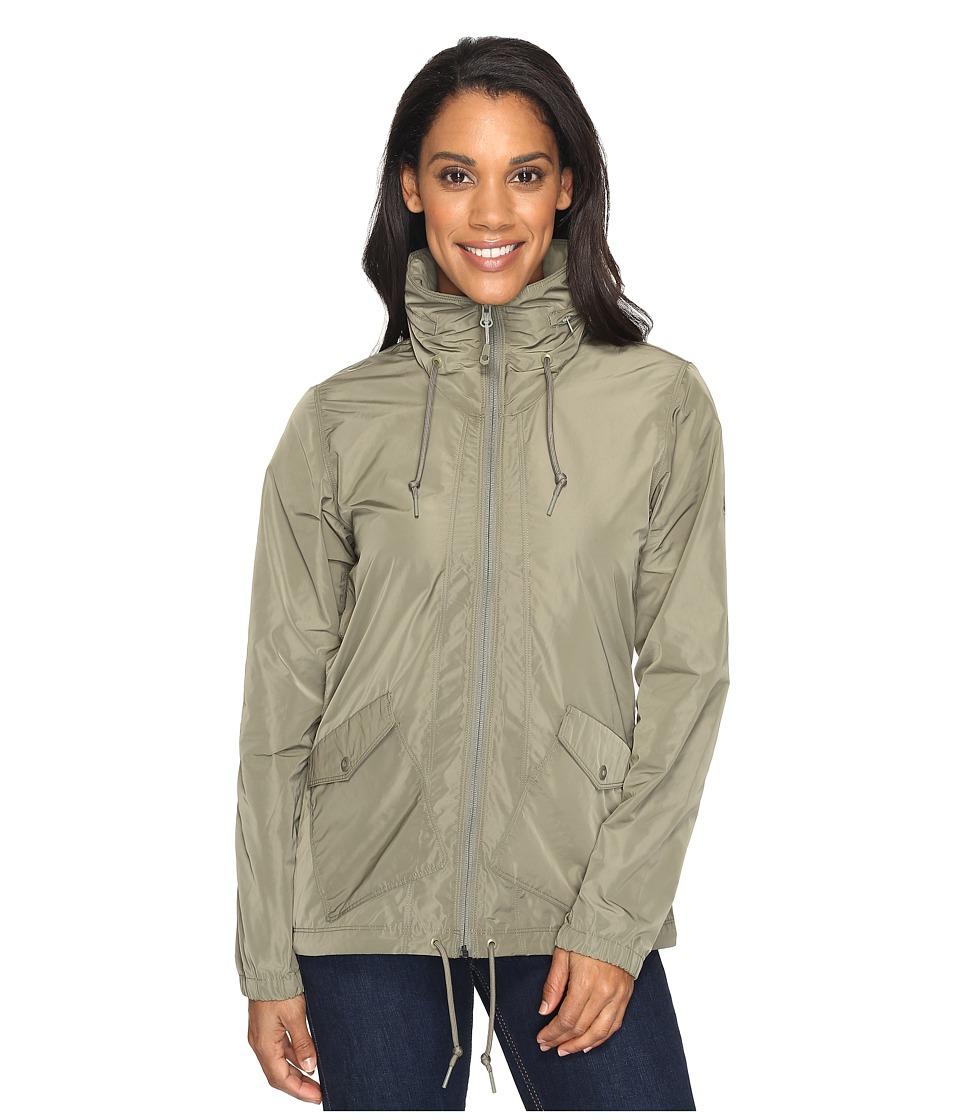 Mountain Hardwear - Urbanitetm II Jacket (Stone Green) Women's Coat