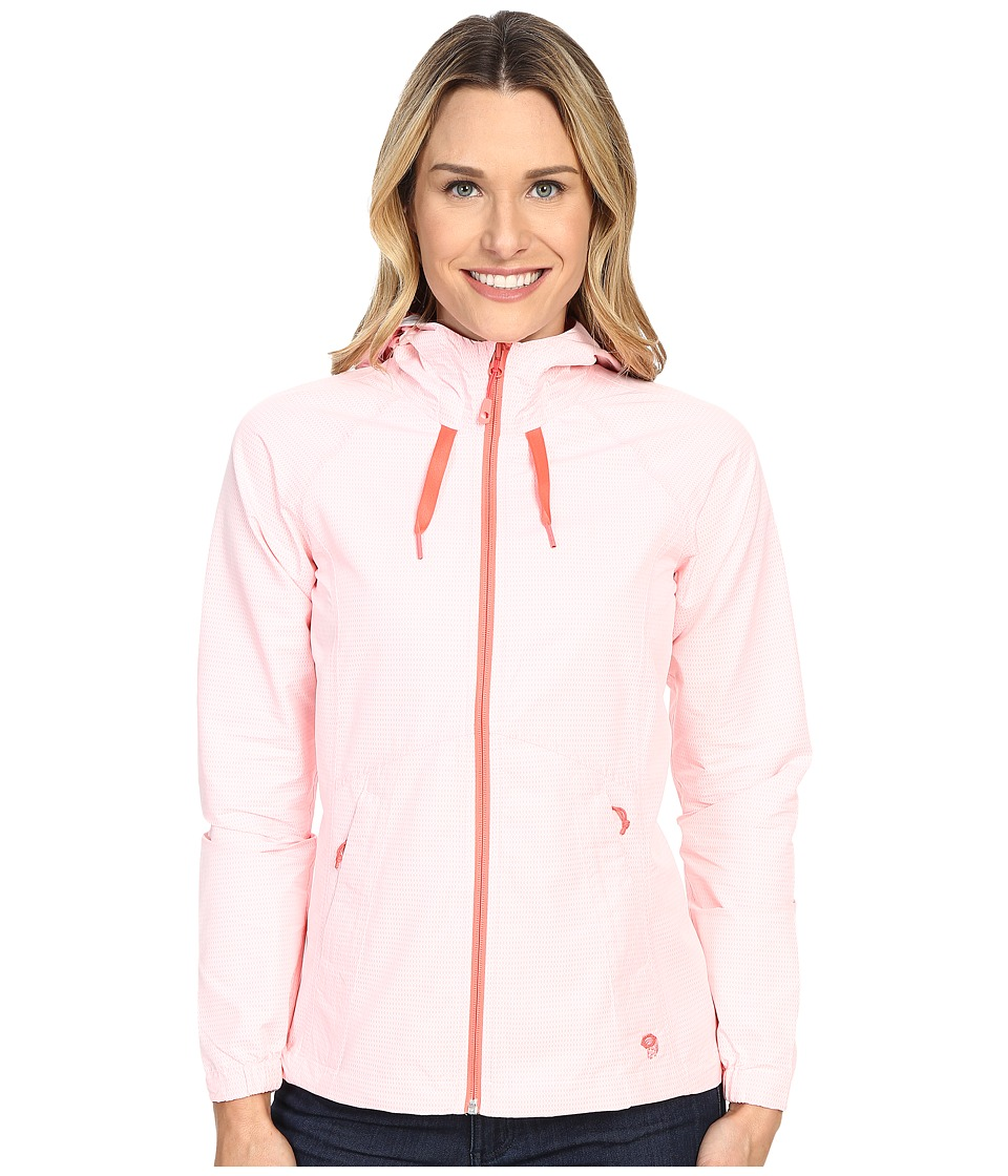 Mountain Hardwear - Wind Activa Jacket (Coralescent) Women's Coat