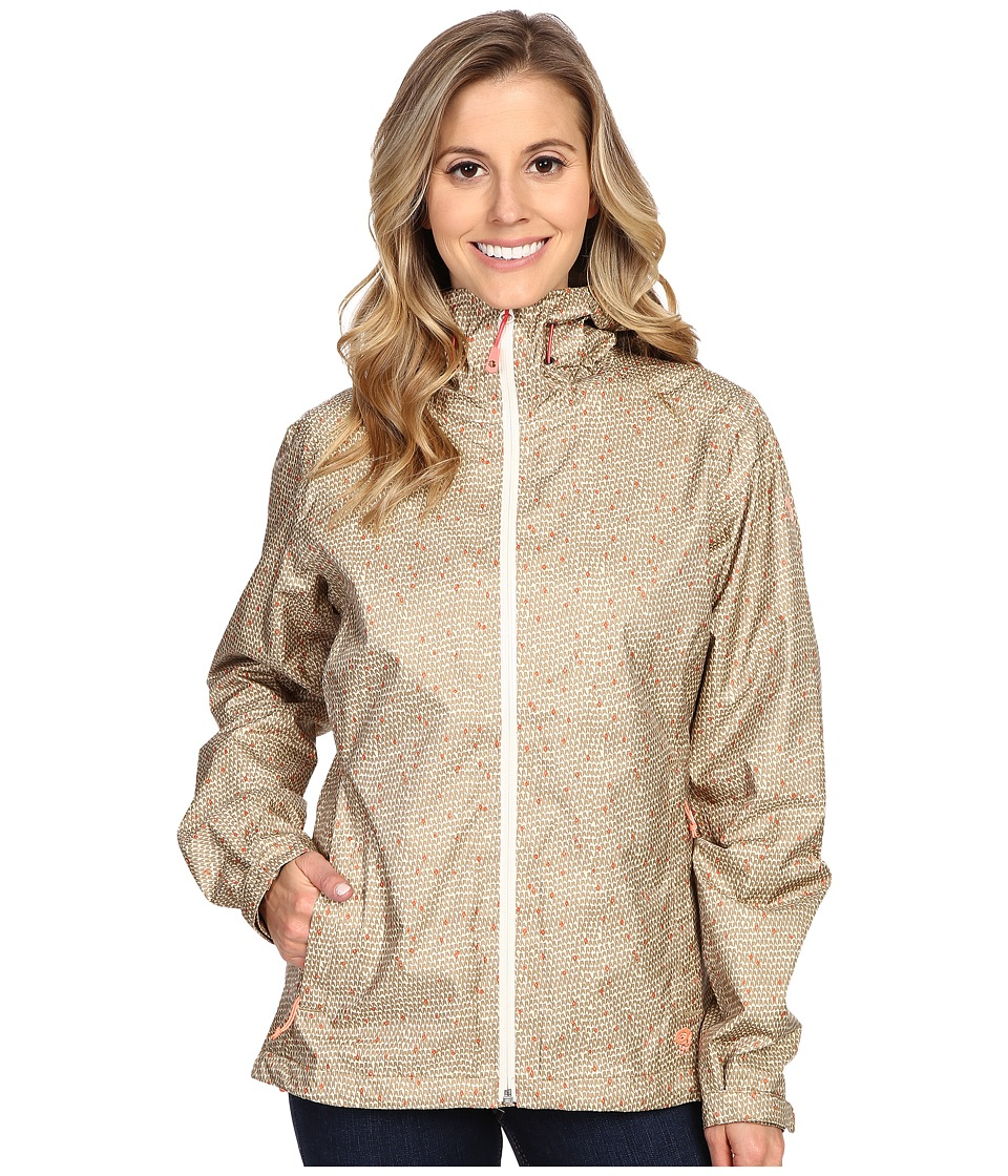 Mountain Hardwear - Finder Jacket (Khaki) Women's Jacket