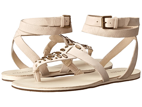 Koolaburra - Acacia (Stone) Women's Sandals