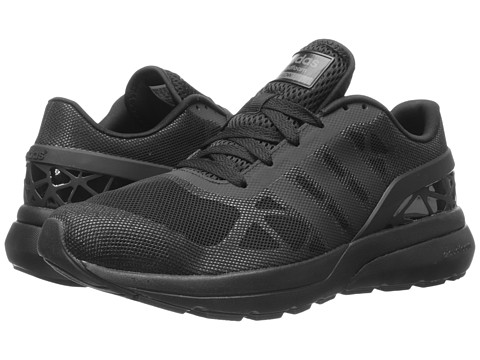 adidas - Cloudfoam Flow (Black/Black/Black) Men's Running Shoes