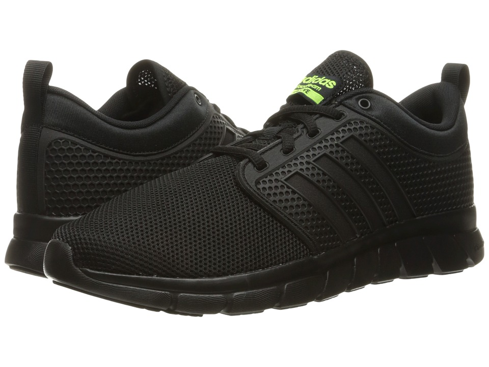 adidas - Cloudfoam Groove (Black/Black/Black) Men's Running Shoes