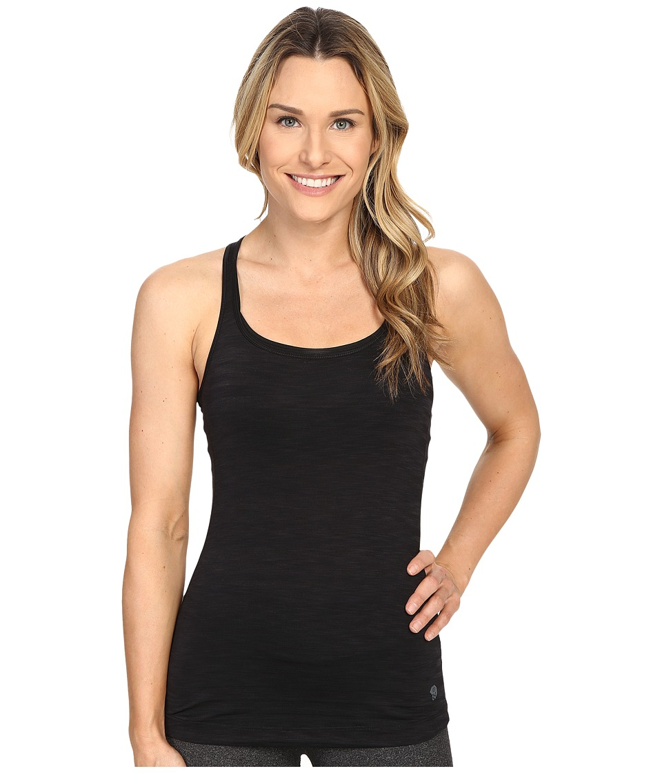 Mountain Hardwear - Mighty Striped Tank (Black) Women's Sleeveless