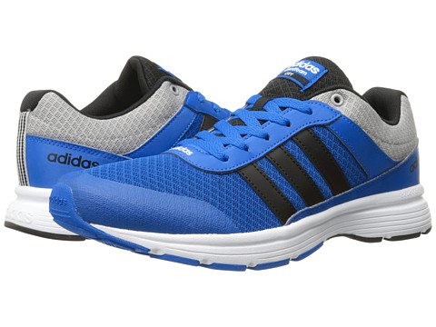 adidas - Cloudfoam VS City (Blue/Core Black/White) Men