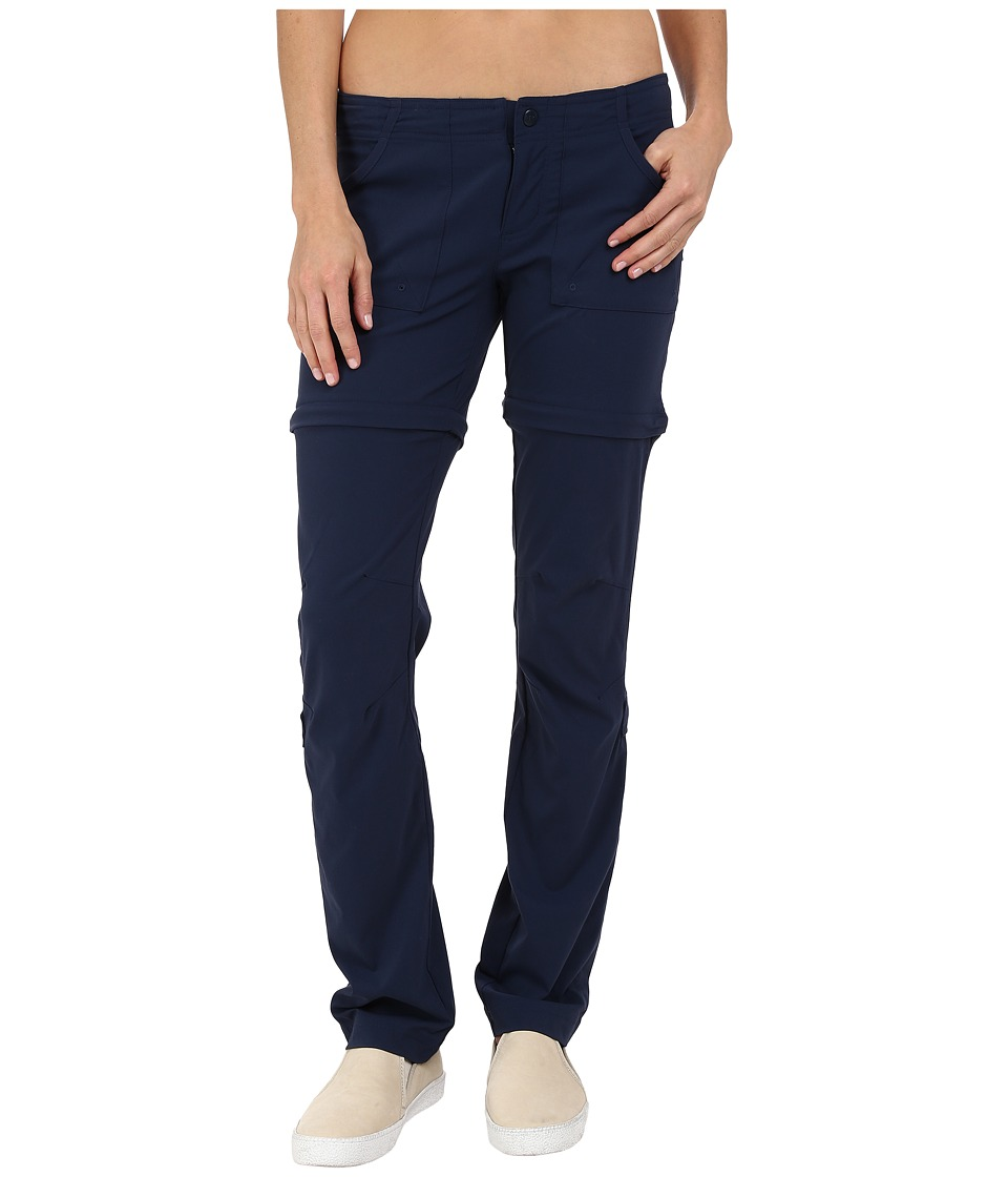 Columbia - Ultimate Catch Convertible Pants (Collegiate Navy) Women's Casual Pants