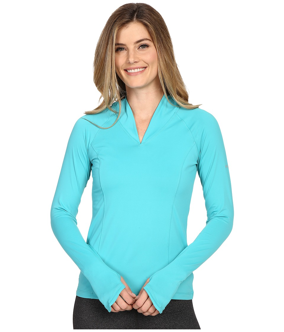 Columbia - Freezer III L/S Shirt (Miami) Women's T Shirt