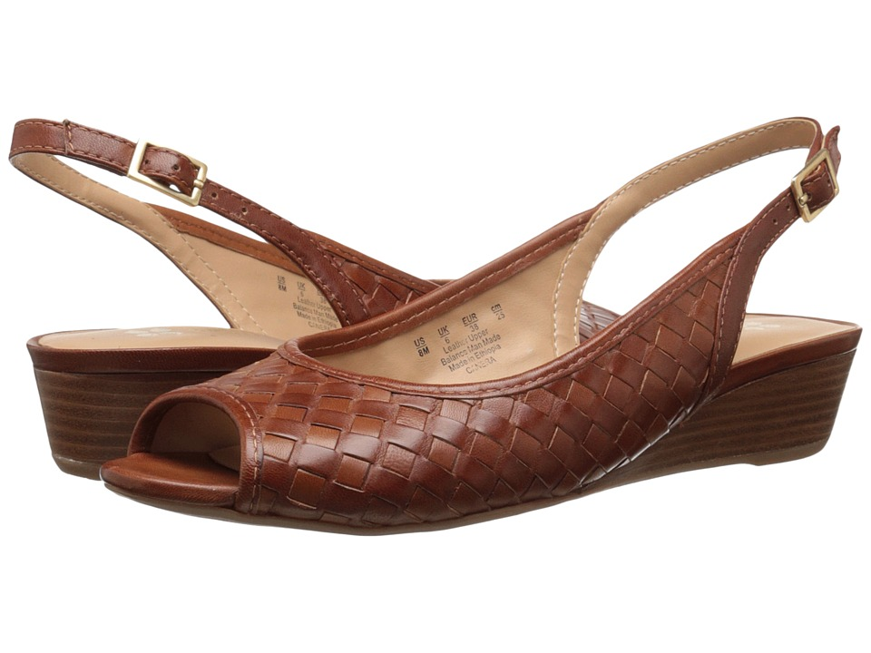 Naturalizer Canera (Tan Leather) Women