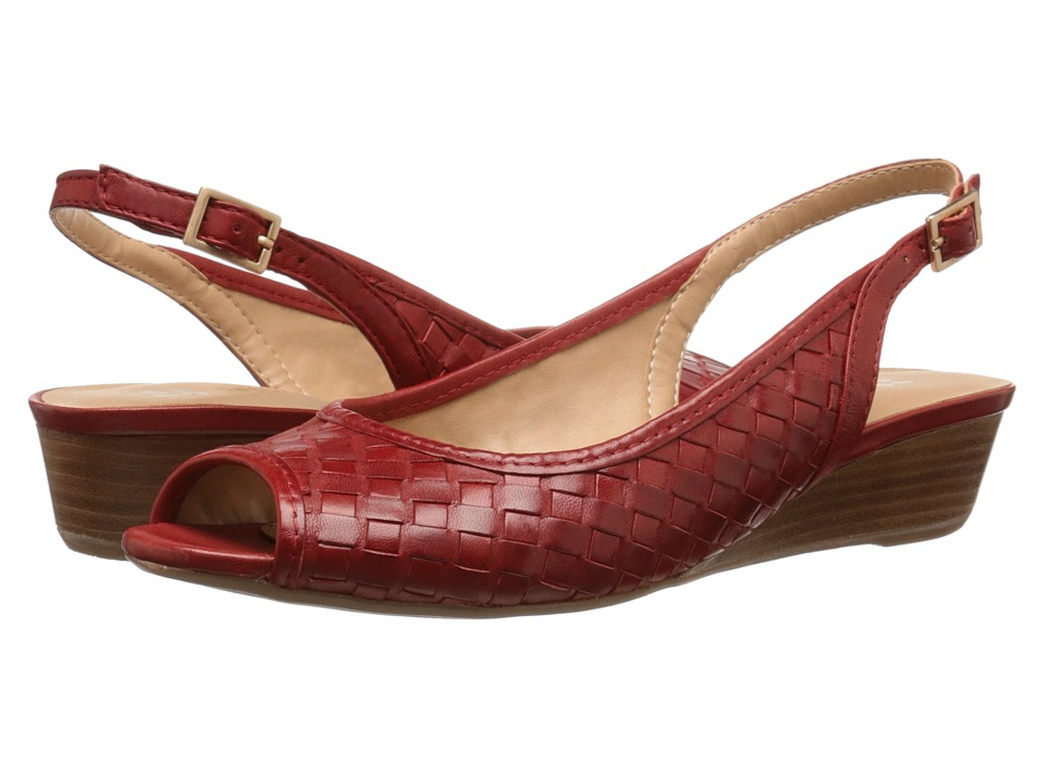 Naturalizer - Canera (Red Pepper Leather) Women