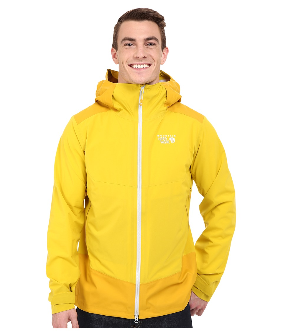 Mountain Hardwear - Torzonic Jacket (Electron Yellow) Men's Jacket