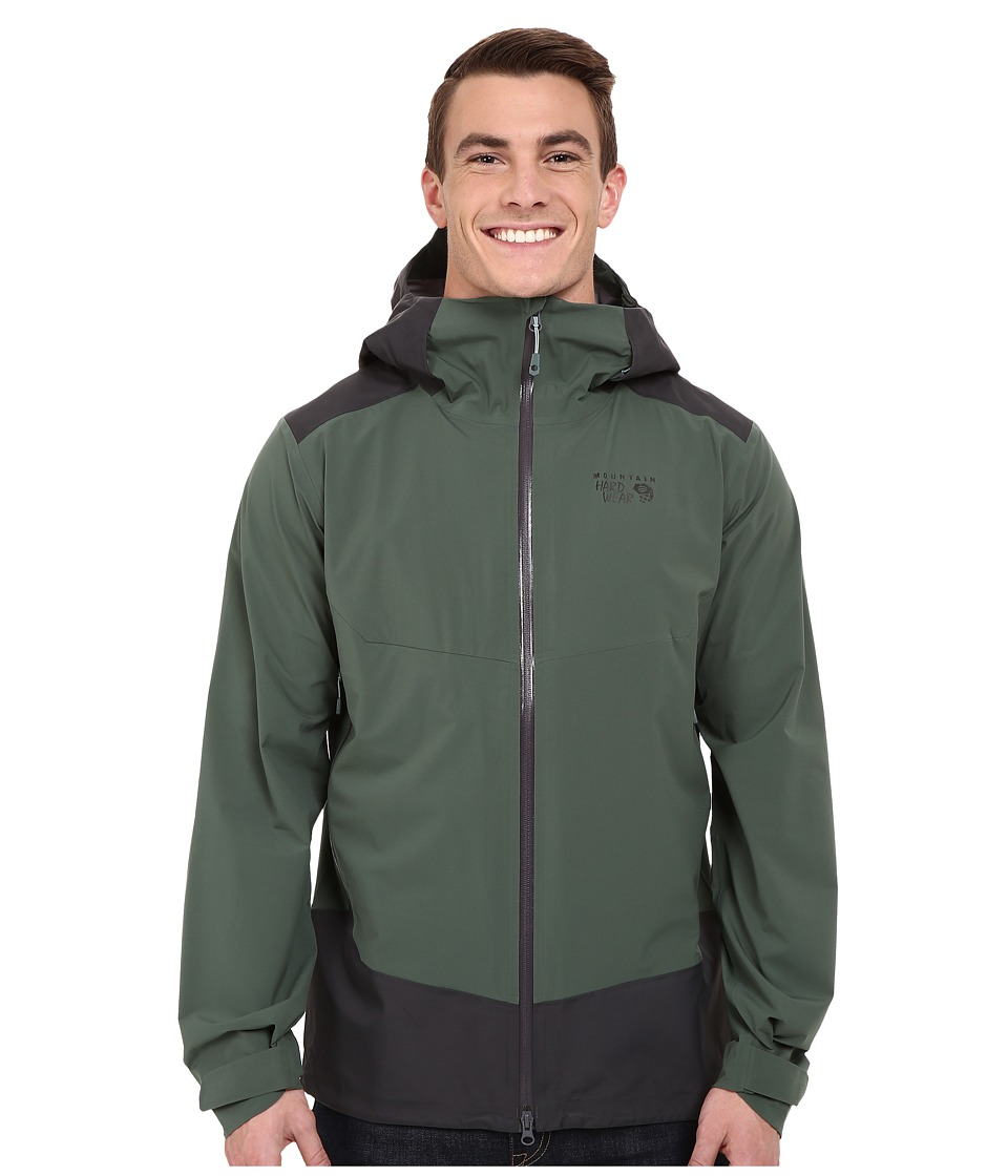 Mountain Hardwear - Torzonic Jacket (Thunderhead Grey) Men's Jacket