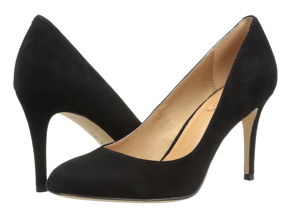 Corso Como - Webster (Black Suede) High Heels