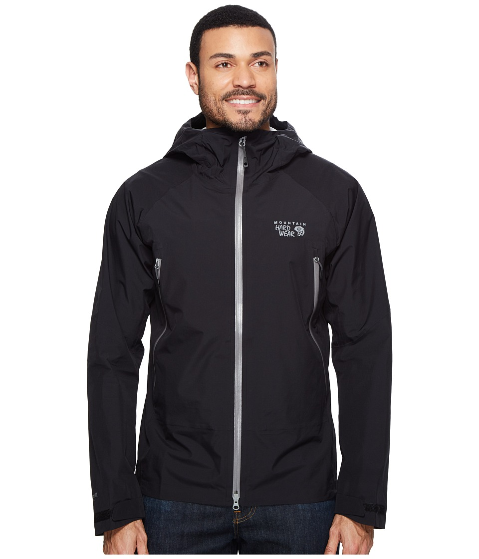 Mountain Hardwear - Quasartm Lite Jacket (Black) Men's Jacket