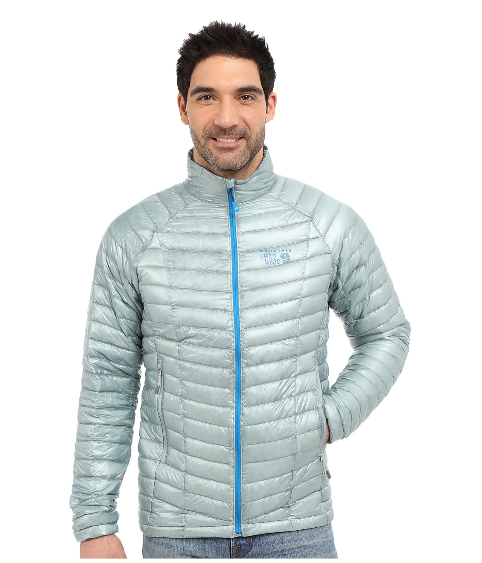 Mountain Hardwear - Ghost Whisperer Jacket (Ice Shadow) Men's Coat