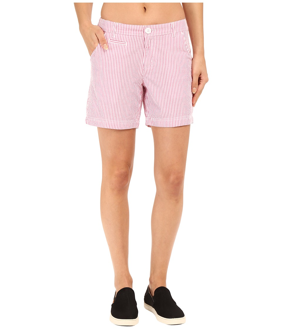 Columbia - Super Bonehead II Short (Haute Pink Seersucker) Women's Shorts