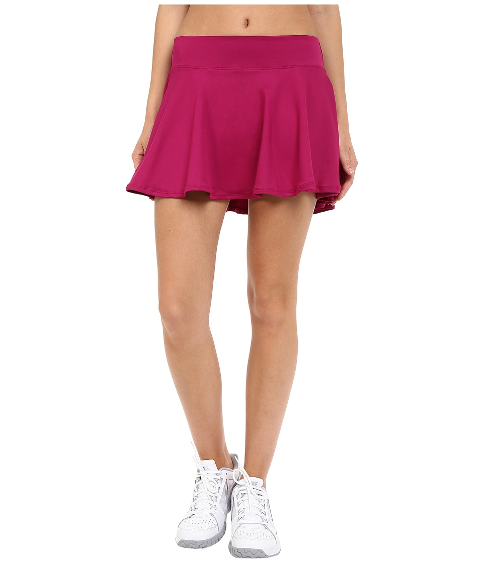 Nike - Court Baseline Tennis Skirt (Dynamic Berry/Dynamic) Women's Skort