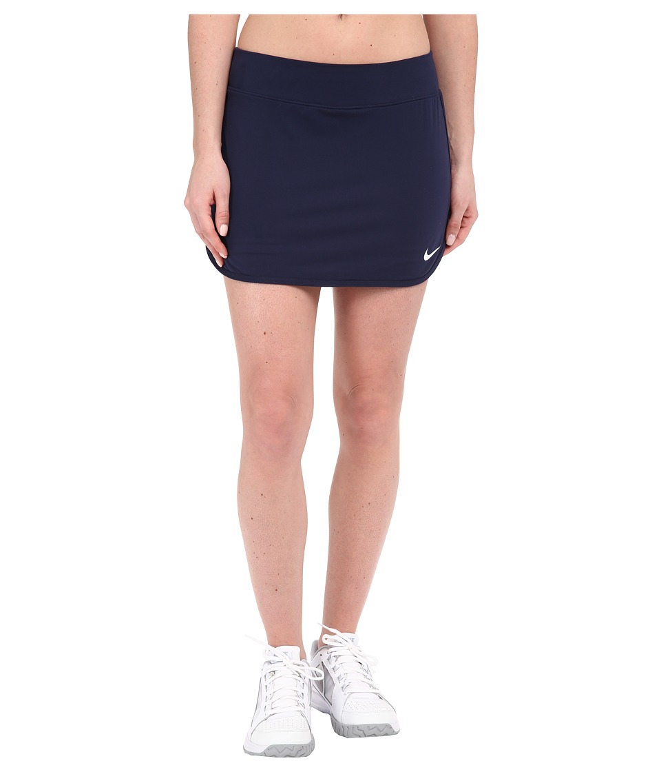 Nike - Pure Skirt (Obsidian/White) Women's Skort