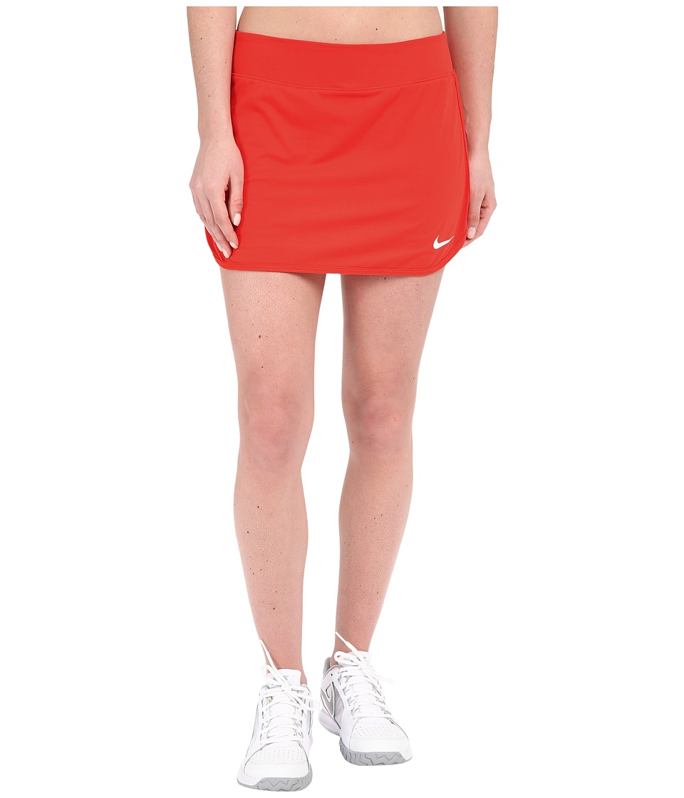 Nike Pure Skirt (Light Crimson/White) Women