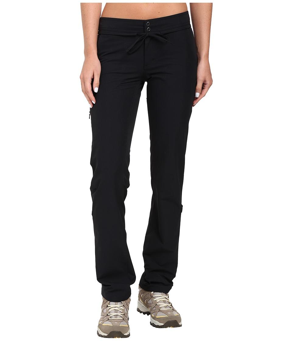 Mountain Hardwear - Yuma Pants (Black) Women's Casual Pants