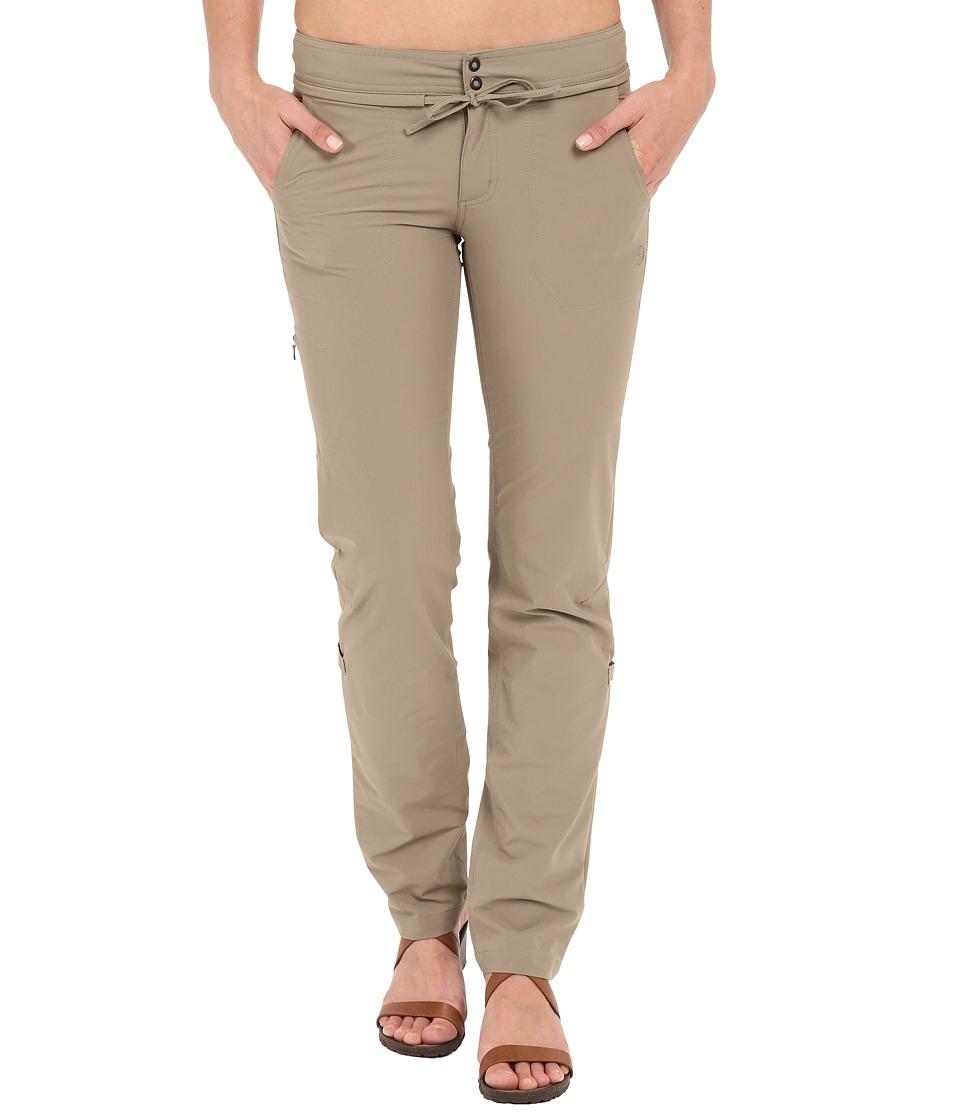 Mountain Hardwear - Yuma Pants (Khaki) Women's Casual Pants