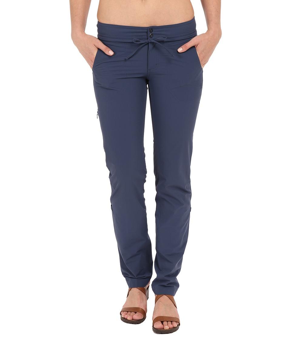 Mountain Hardwear - Yuma Pants (Zinc) Women's Casual Pants