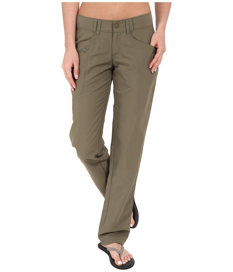 Mountain Hardwear - Ramesa Pants (Stone Green) Women's Casual Pants