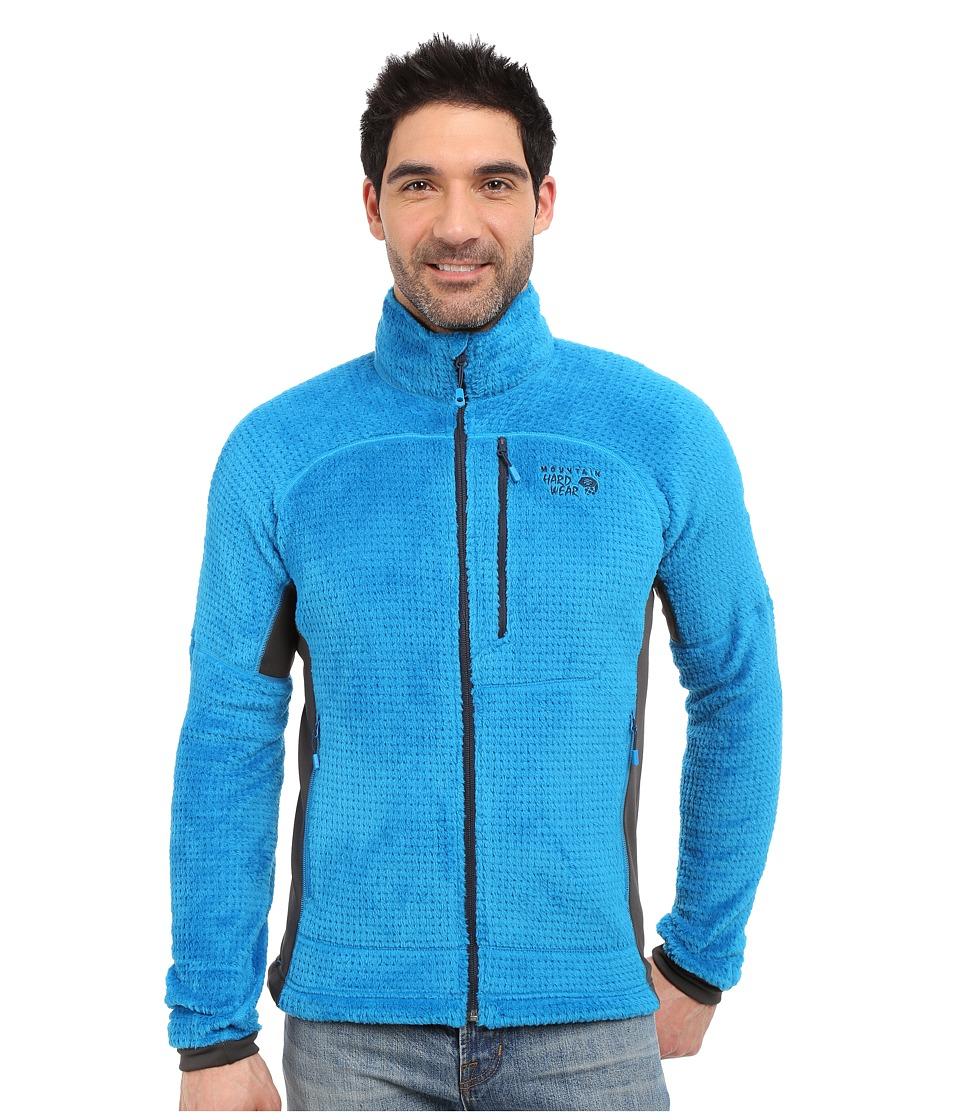 Mountain Hardwear - Monkey Mantm Grid II Jacket (Dark Compass) Men's Coat