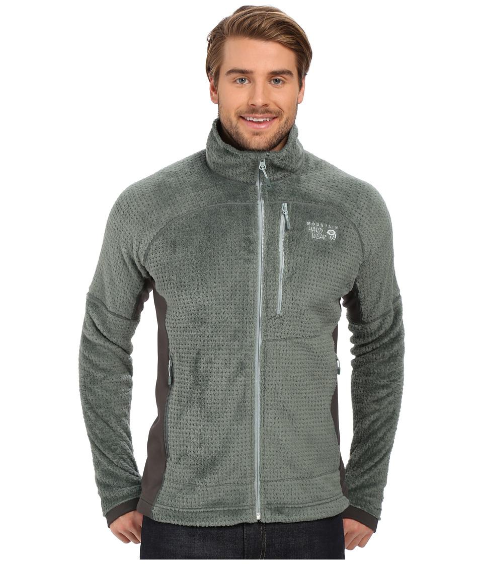 Mountain Hardwear - Monkey Man Grid II Jacket (Thunderhead Grey) Men's Coat